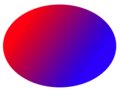 Red-to-blue